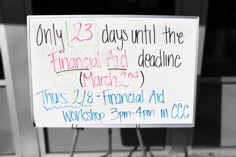 Financial Aid 2018
